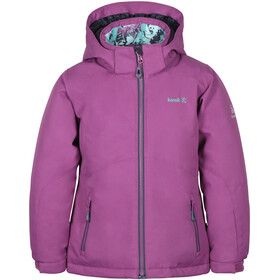 Kamik Maeve Solid Jacket Girls berry